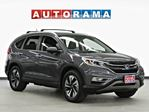 2015 Honda CR-V Touring 4WD Navigation Leather Sunroof Backup Cam in North York, Ontario
