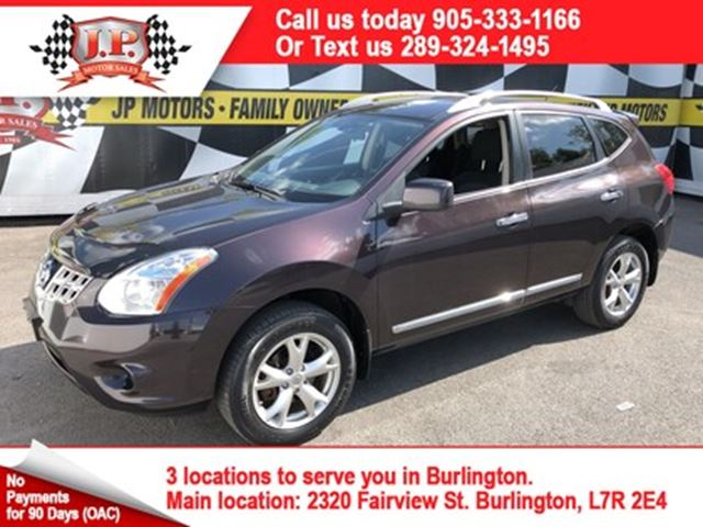 2011 NISSAN Rogue SV in Burlington, Ontario
