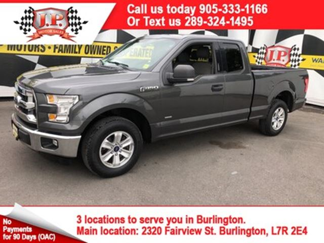 2016 FORD F-150 XLT in Burlington, Ontario