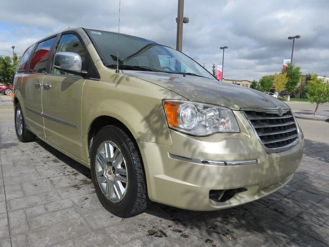 2010 CHRYSLER TOWN AND COUNTRY Limited*DVD, Power Sliding Doors, Power Stow & Go* in Airdrie, Alberta