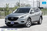 2014 Mazda CX-9 GS AWD LEATHERSUNROOF CERTIFIED SERVICED WEFINANCE in Toronto, Ontario