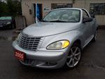 2005 Chrysler PT Cruiser GT,Certified.Convertable! in Oshawa, Ontario
