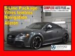 2014 Audi TT S-Line Competition 2.0T Quattro *GPS, Cuir in Saint-Jerome, Quebec