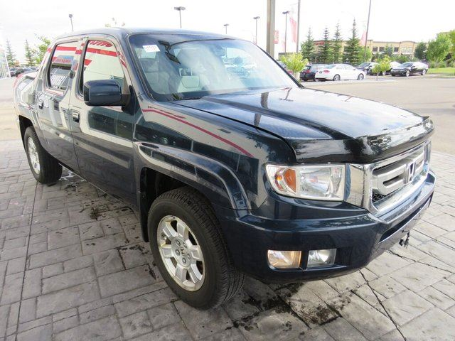 2010 Honda Ridgeline VP*Low KM, Alloy Wheels, Dual Action Tail Gate* in Airdrie, Alberta