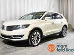 2016 Lincoln MKX RESERVE AWD | HEATED + COOLED FRONT SEATS | HEATED BACK SEATS | HEATED STEERING WHEEL | NAVIGATION | BACKUP CAMERA in Red Deer, Alberta