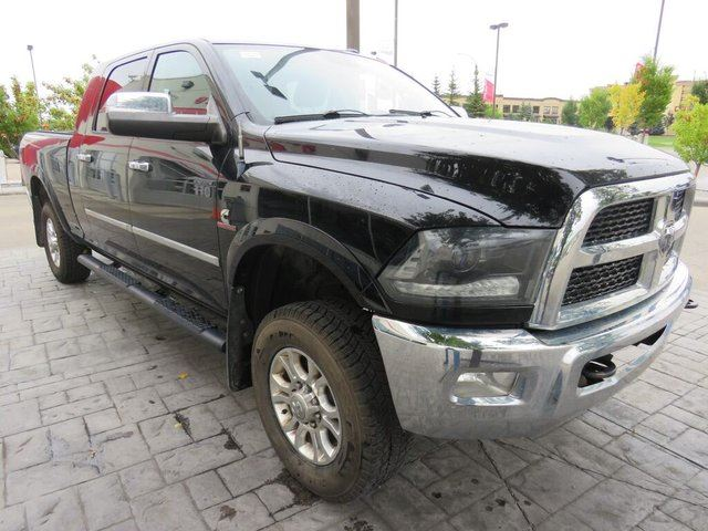 2013 Dodge RAM 3500 Laramie*Deleted Diesel, Low KM, Leather* in