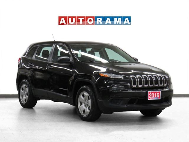2016 JEEP Cherokee Sport 4x4 Backup Cam in North York, Ontario