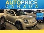 2016 Volkswagen New Beetle  1.8 TSI Classic PANOROOF|LEATHER in Mississauga, Ontario