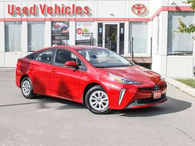 2019 TOYOTA Prius Base   COMING SOON in Toronto, Ontario