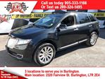 2013 Lincoln MKX Automatic, Navigation, Leather, AWD in Burlington, Ontario