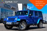 2014 Jeep Wrangler Unlimited Sahara 4x4 Nav AlpineSound Bluetooth SiriusXM RemoteStart in Thornhill, Ontario