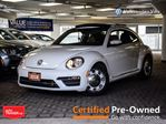 2018 Volkswagen New Beetle  2.0 TSI Coast >>NO ACCIDENT<< in Thornhill, Ontario