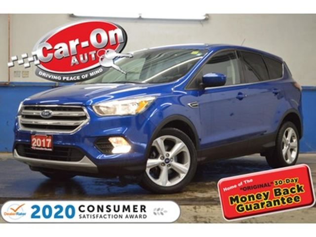 2017 FORD Escape SE ECOBOOST REAR CAM HTD SEATS SYNC ALLOYS LOADED in Ottawa, Ontario