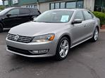 2013 Volkswagen Passat 2.0 TDI Highline NAVIGATION/BACK UP CAMERA/LEATHER/SUNROOF/REMOTE STARTER/HIGHLINE!! in Lower Sackville, Nova Scotia