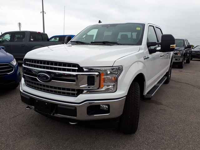 2019 Ford F-150 XLT in