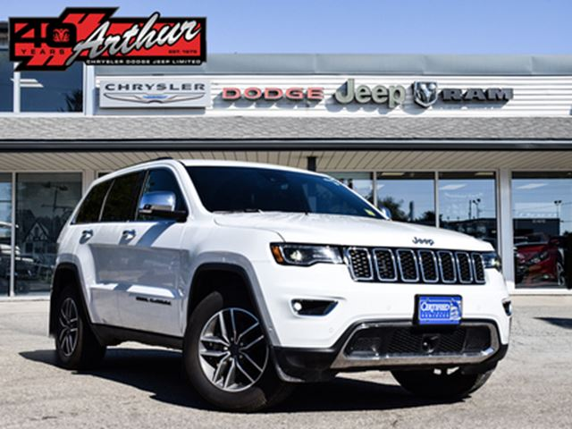 2019 JEEP Grand Cherokee Limited in Arthur, Ontario
