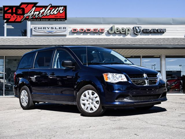 2017 DODGE Grand Caravan SXT in Arthur, Ontario