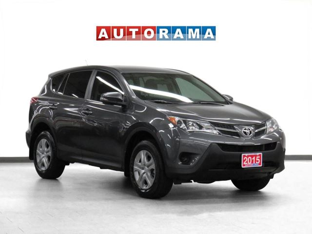 2015 TOYOTA RAV4 LE 4WD in North York, Ontario
