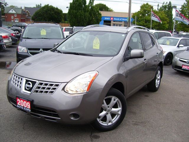 2009 NISSAN Rogue SL,One Owner,Auto,A/C,Certified,No Accident,All in Kitchener, Ontario