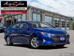 2019 Hyundai Elantra Preferred w/Sun & Safety Package ONLY 40K! **SUNROOF**BACK-UP CAMERA**PUSH START** in Scarborough, Ontario