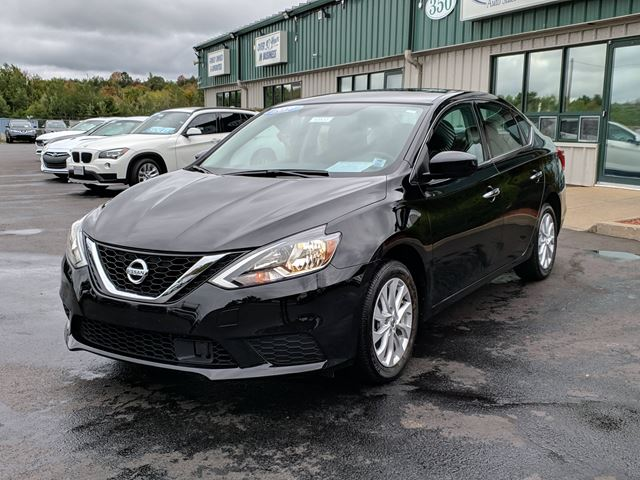 2019 NISSAN SENTRA 1.8 SV HEATED SEATS/SUNROOF/BACK UP CAMERA/BLUETOOTH/CRUISE in Lower Sackville, Nova Scotia