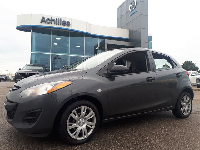 2014 MAZDA MAZDA2 *AS-IS* GX, Auto, A/C in Milton, Ontario