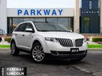2014 Lincoln MKX AWD  CERAMIC LEATHER  SUNROOF  HTD/COOLED SEATS in Waterloo, Ontario