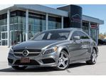 2016 Mercedes-Benz CLS-Class CLS400 NAVI REAR CAM MEMORY SEAT SUNROOF AMG RIMS in Mississauga, Ontario