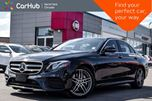 2018 Mercedes-Benz E-Class E 300 Smartphone.Integ,Sun.Protection,Driver.Assist,Light.Pkgs  in Thornhill, Ontario