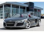 2011 Audi R8 4.2 LEATHER HEATED SEATS BLUETOOTH CRUISE CONTROL in Mississauga, Ontario