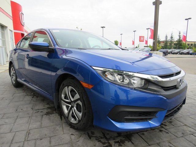 2016 Honda Civic LX*1-Owner, No Accidents, Low KM* in