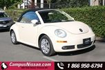 2008 Volkswagen New Beetle  2.5L TRENDLINE in Victoria, British Columbia