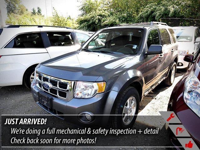 2011 FORD Escape XLT 4WD in Port Moody, British Columbia