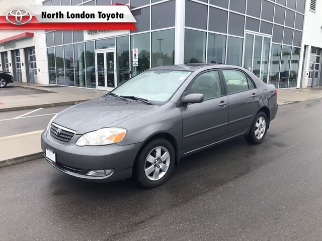 2005 TOYOTA Corolla LE AS-IS, One Owner, Toyota Serviced in London, Ontario