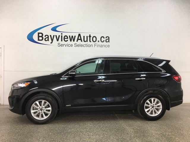 2019 KIA Sorento 2.4L LX - AWD! HEATED SEATS! REVERSE CAM! PWR GROUP! ALLOYS! in Belleville, Ontario