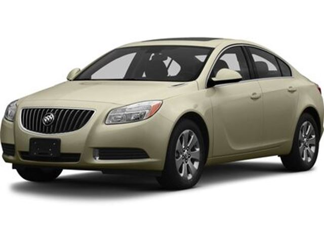 2013 BUICK REGAL Turbo in Coquitlam, British Columbia