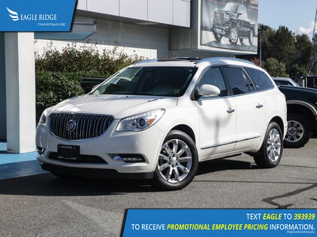 2014 BUICK ENCLAVE Leather in Coquitlam, British Columbia