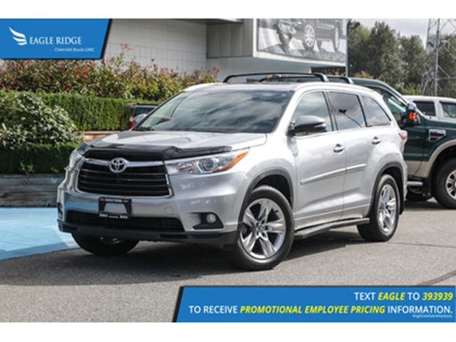 2016 TOYOTA Highlander Limited in Coquitlam, British Columbia