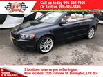 2007 Volvo C70 T5, Auto, Leather, Convertible, in Burlington, Ontario