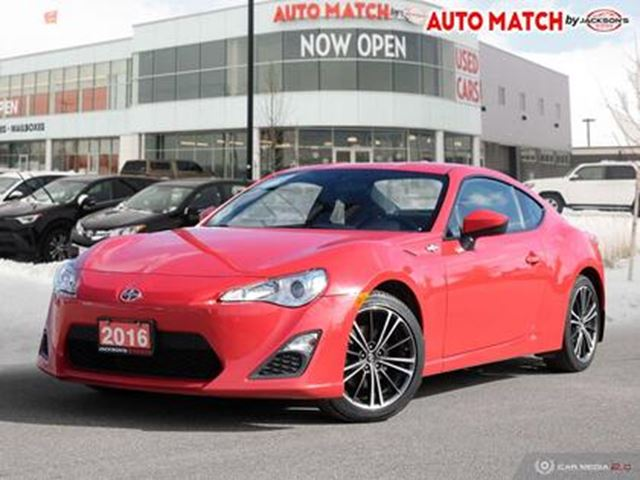 2016 SCION FR-S - in Barrie, Ontario