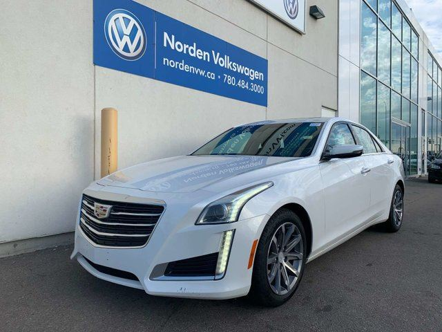2016 CADILLAC CTS LUXURY COLLECTION 3.6L! AWD in Edmonton, Alberta