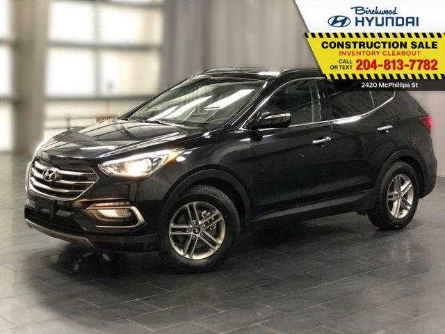 2018 Hyundai Santa Fe 2 40 Luxury - Winnipeg