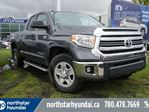 2016 Toyota Tundra SR5 DOUBLECAB/TOONEAUCOVER/RUNNINGBOARDS/BACKUPCAM/LOWKMS in Edmonton, Alberta