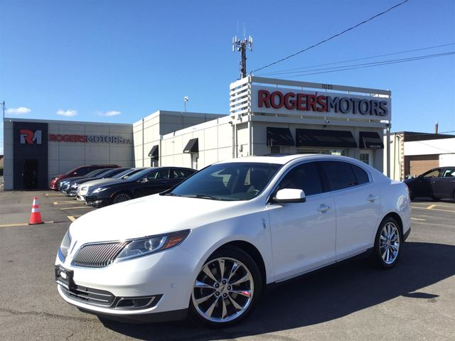 2013 LINCOLN MKS AWD - NAVI - PANO ROOF - SELF PARKING  in Oakville, Ontario