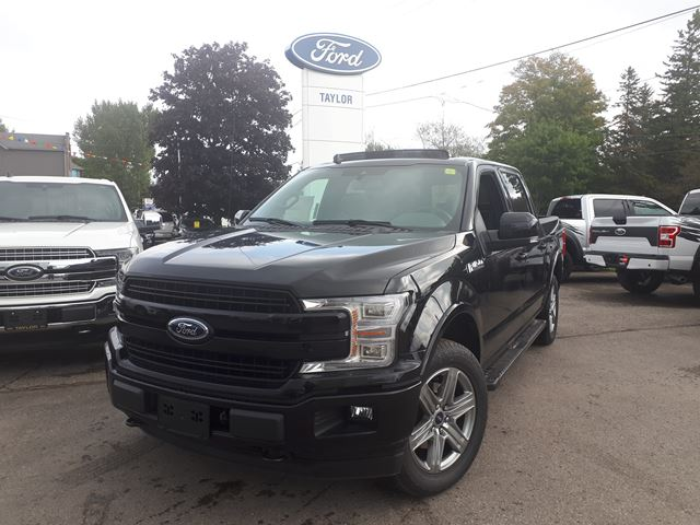 2019 Ford F-150 LARIAT in
