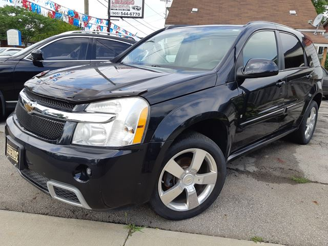 2006 Chevrolet Equinox LS in