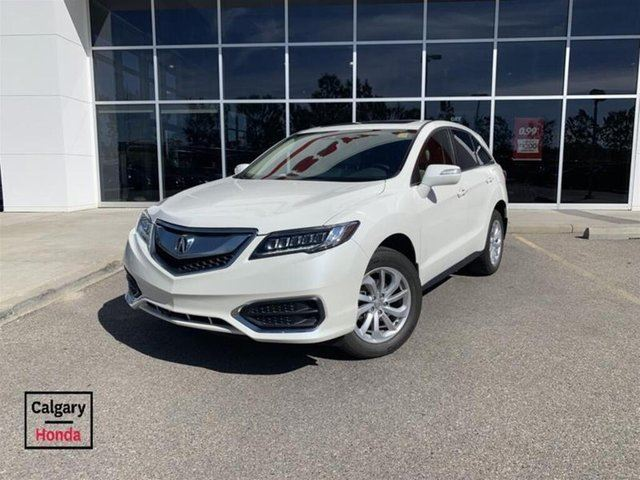 2017 ACURA RDX Tech at Accident Free Carfax Report. One Owner. Lo in Calgary, Alberta