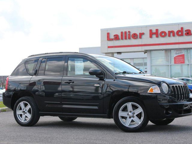 2010 JEEP COMPASS Sport in Gatineau, Quebec