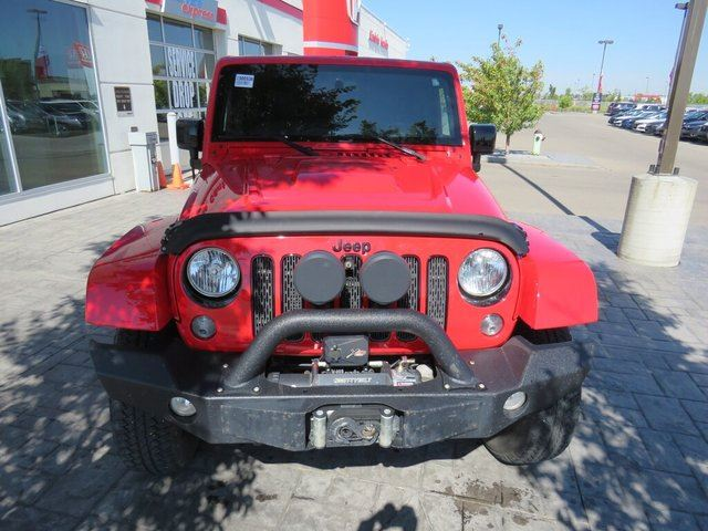 2015 Jeep Wrangler Unlimited *C/S*Sahara*Low KM, 1-Owner, No Accidents* in