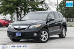 2015 Acura RDX AWD NoAccidents Clean*Certified*Serviced WeFinance in Toronto, Ontario